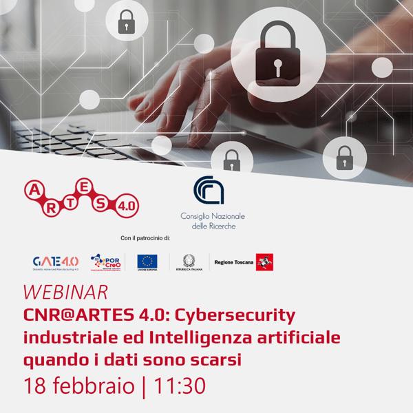 Webinar 18 febbraio - ARTES 4.0 e CNR